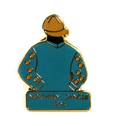 1964 Northern Dancer Tac Pin,1964