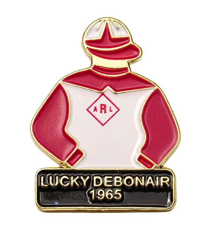 1965 Lucky Debonair Tac Pin,1965