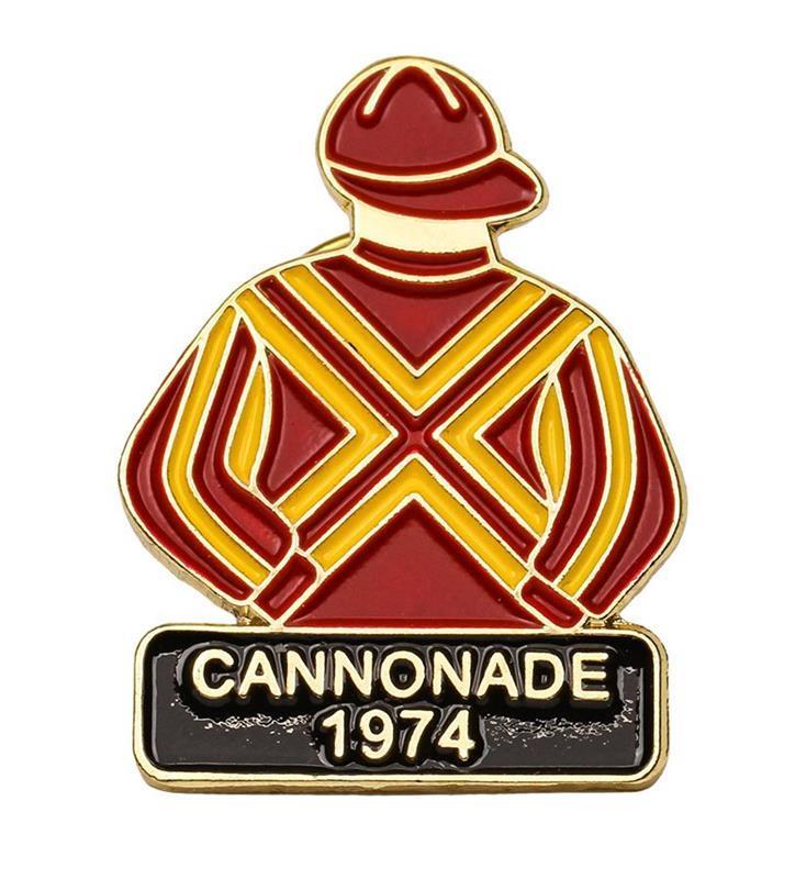 1974 Cannonade Tac Pin,1974