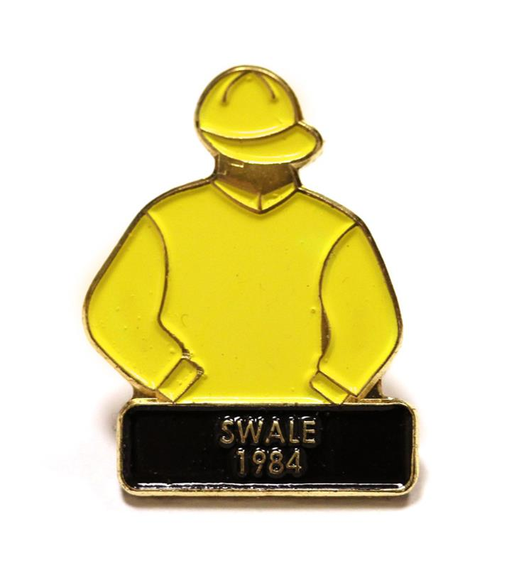 1984 Swale Tac Pin,1984