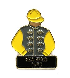 1993 Sea Hero Tac Pin