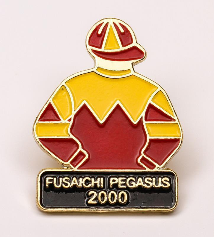 2000 Fusaichi Pegasus Tac Pin,2000