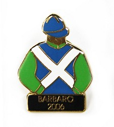 2006 Barbaro Tac Pin