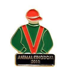 2011 Animal Kingdom Tac Pin