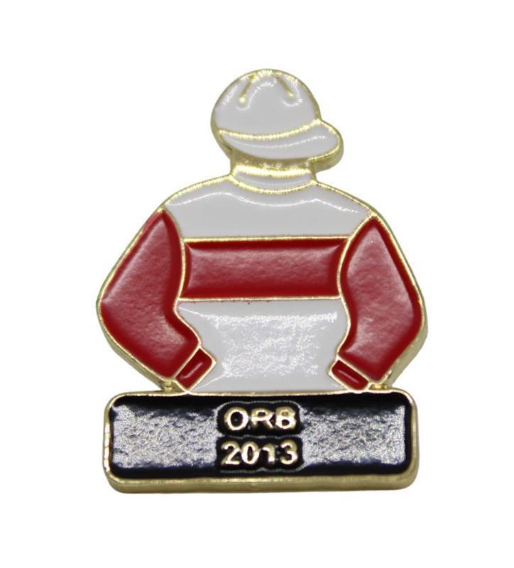 2013 Orb Tac Pin,2013