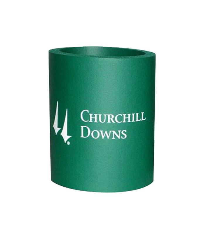 Churchill Downs Logo Foam Coozie,#51465 FOAM COOZIE