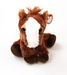 Dreamy Eyed Horse Plush