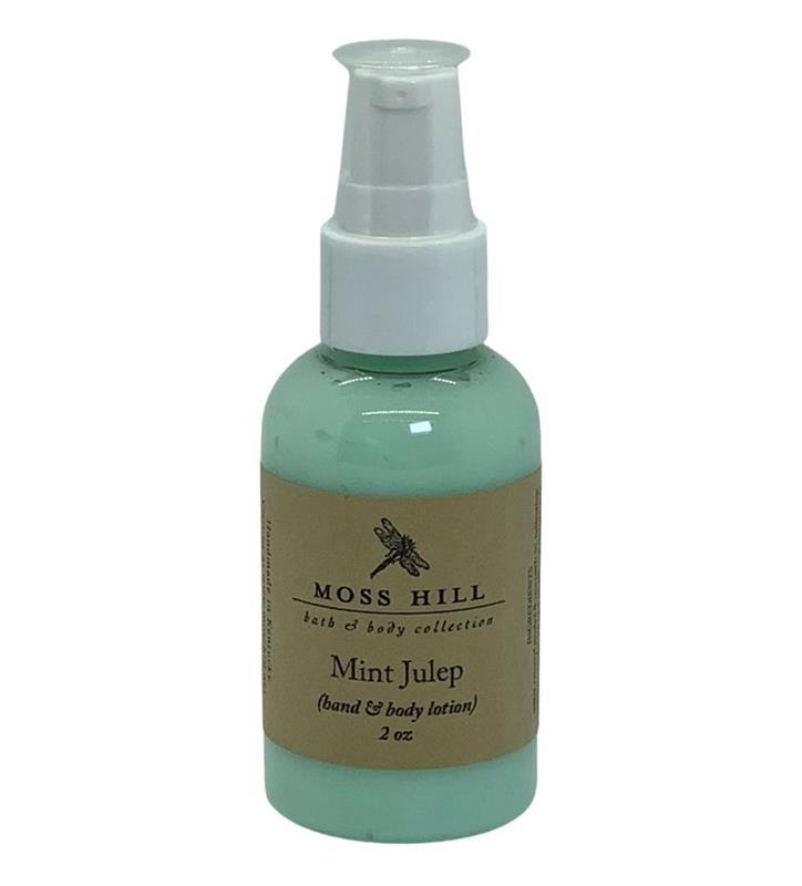 Mint Julep Scented Lotion,Chocolate & Mint