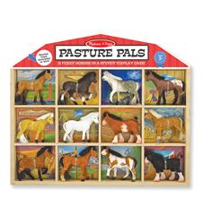 Pasture Pals Horse Figurine Set by Melissa and Doug