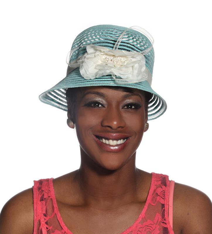 The Horsehair Cloche Hat,30DERBY-OCEAN
