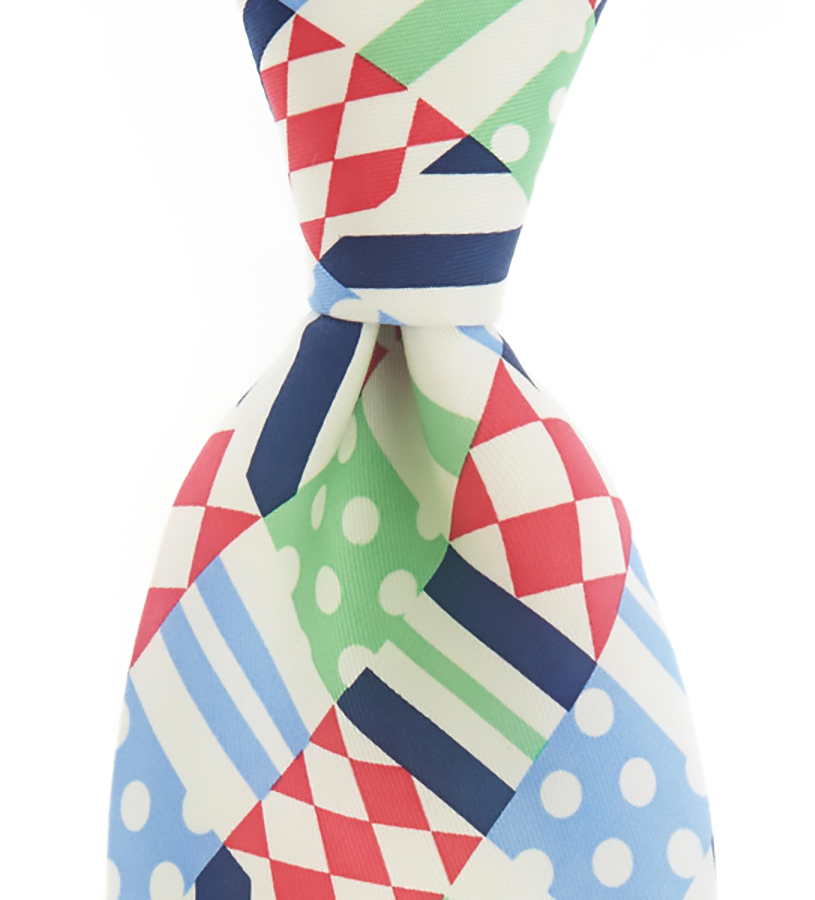 Vineyard Vines 2014 Patchwork Tie,1T0740 PATCHWOR