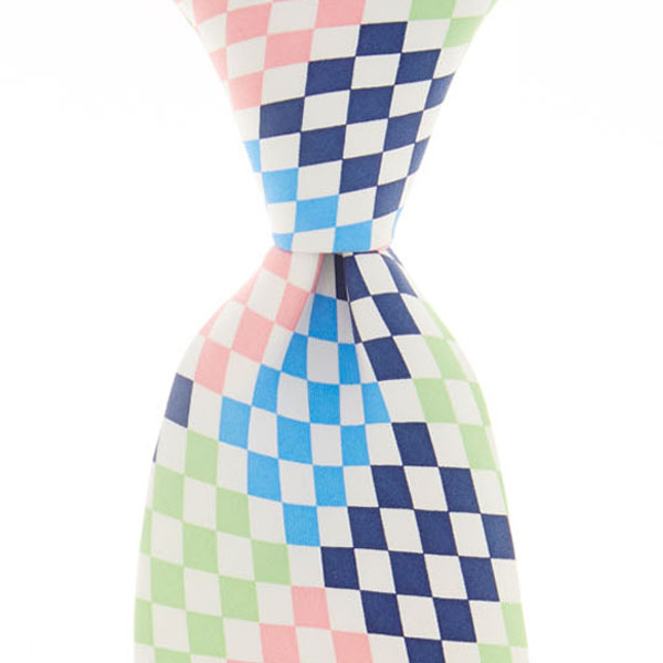 Vineyard Vines Patchwork Silks Tie,1T0982-998 MULT