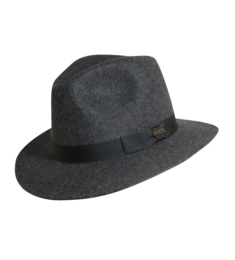 Men's Wool Felt Safari Hat,DF3
