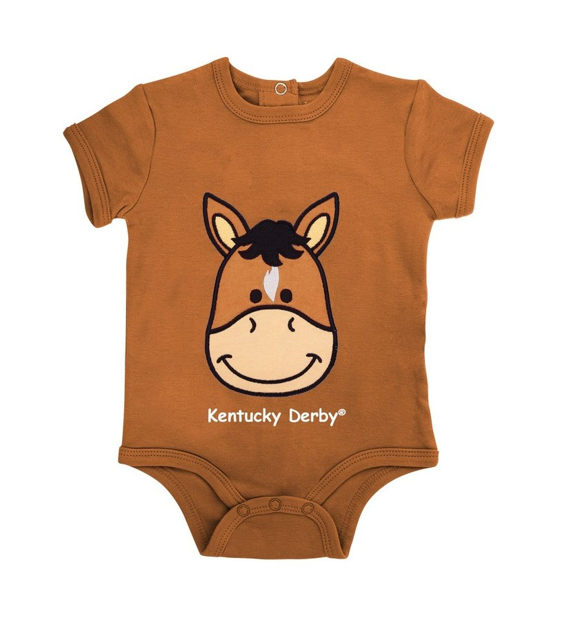 Kentucky Derby Horsie Onesie,3018NAMEDROP