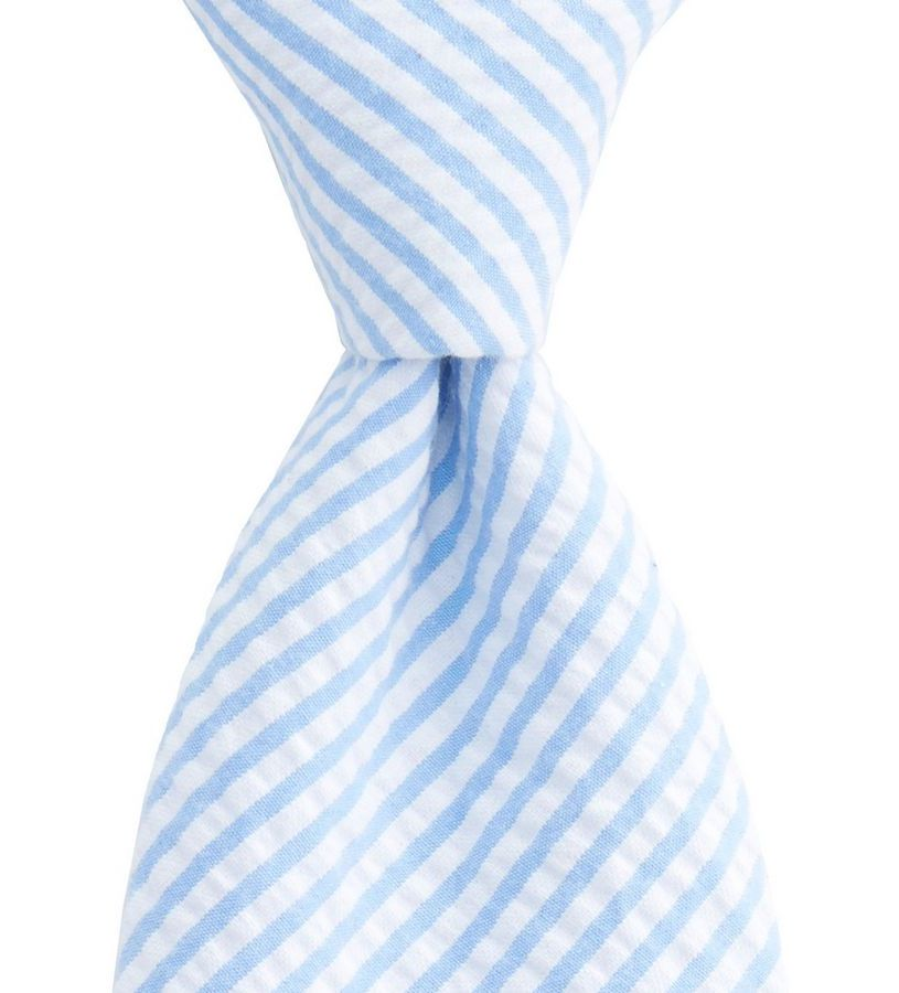 Vineyard Vines Seersucker Tie,1T1343-453