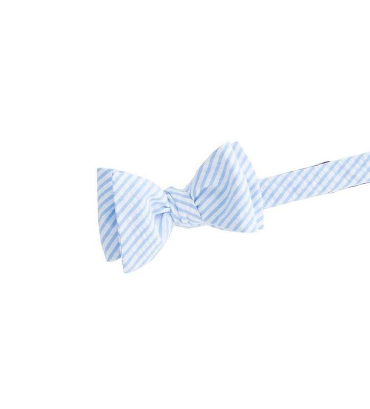 Vineyard Vines Seersucker Bowtie,1T1334-453