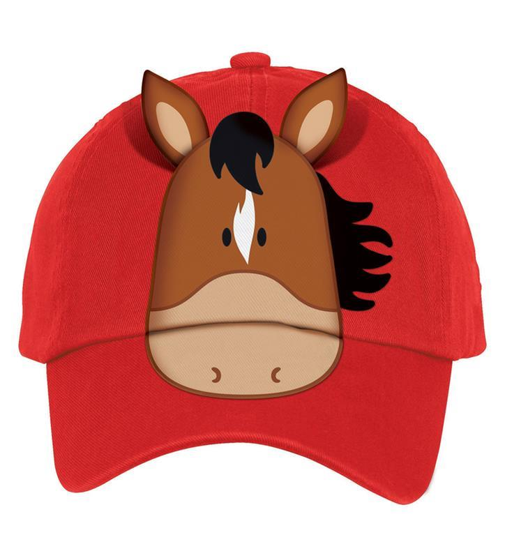 Toddler Horsie Hat,6483 NAMEDROP