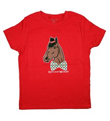 Boy's Dapper Horse Tee