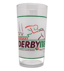 1992 Official Derby Glass
