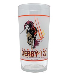 1996 Official Derby Glass