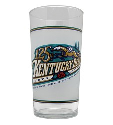 1999 Official Derby Glass
