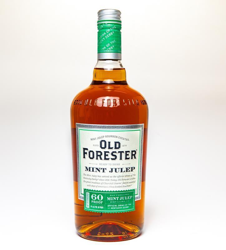 Old Forester Mint Julep,Chocolate & Mint