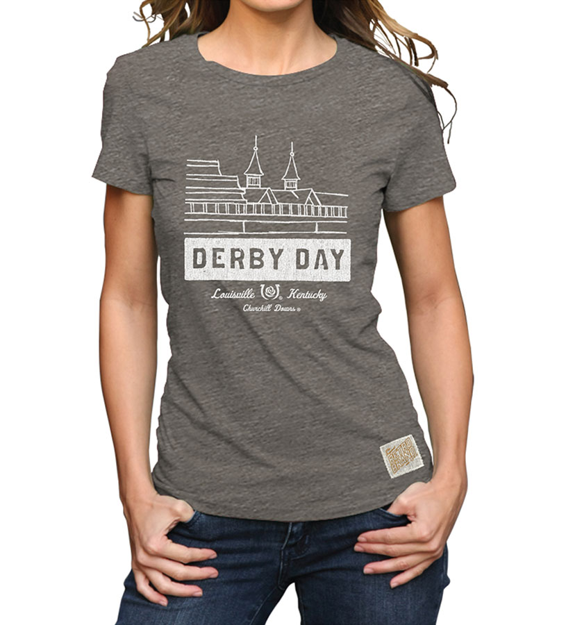 Derby Day Grandstand Tee,RB1727 KYDB008A