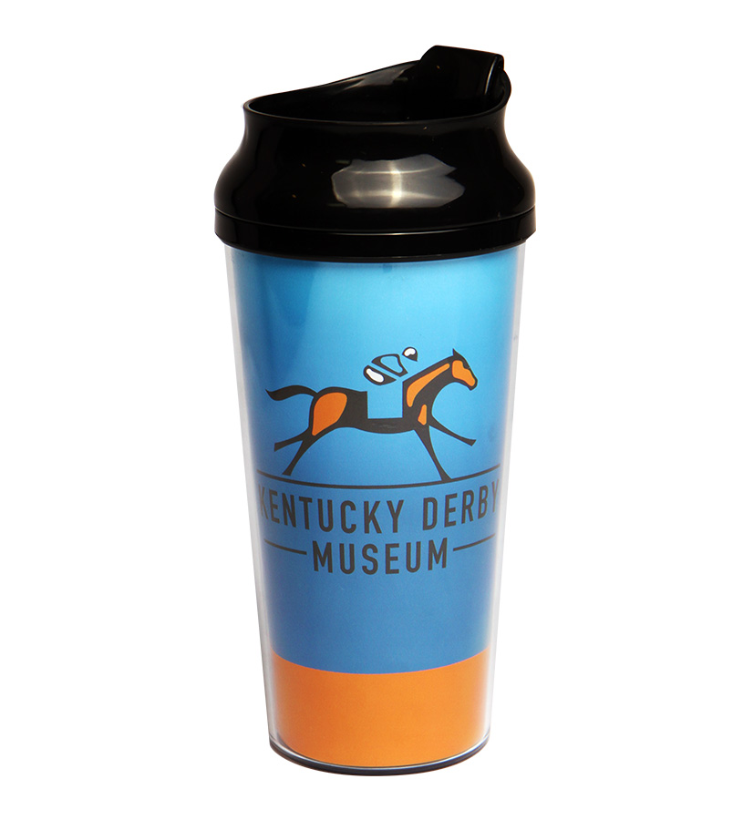 Kentucky Derby Museum Official Logo Tumbler,Kentucky Derby Museum