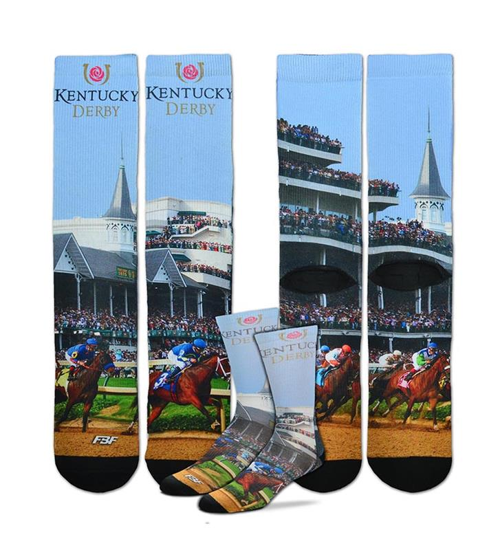 Sublimated First Turn Socks,308S 889536166158