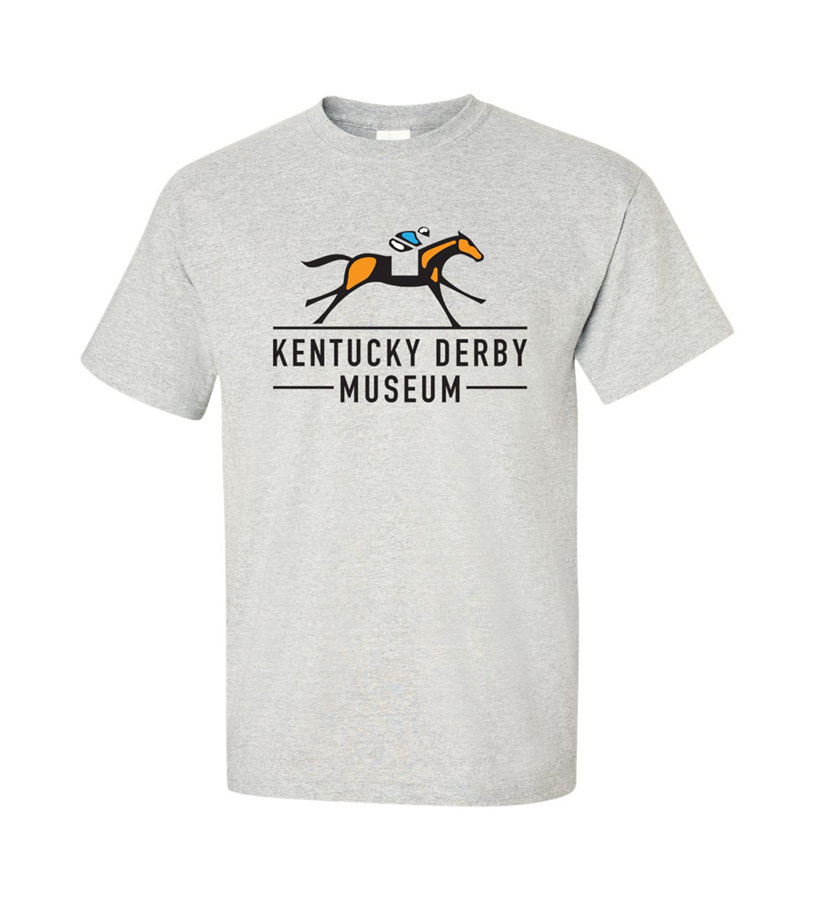 Kentucky Derby Museum Official Logo Tee,Kentucky Derby Museum