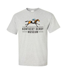 Kentucky Derby Museum Official Logo Tee