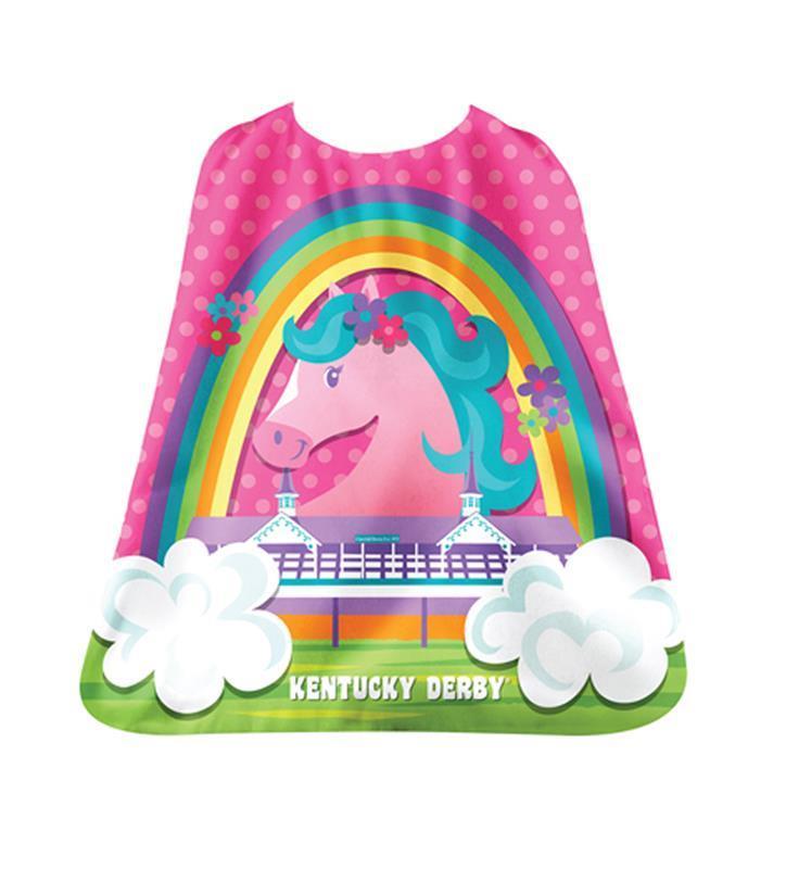 Rainbow Horse Cape,C025