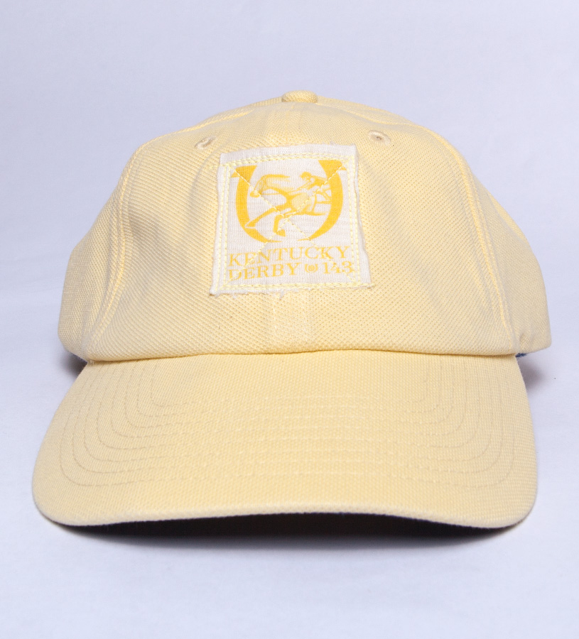 Kentucky Derby 143 Pique Cap,P36QU2 143V2 SUNFISH