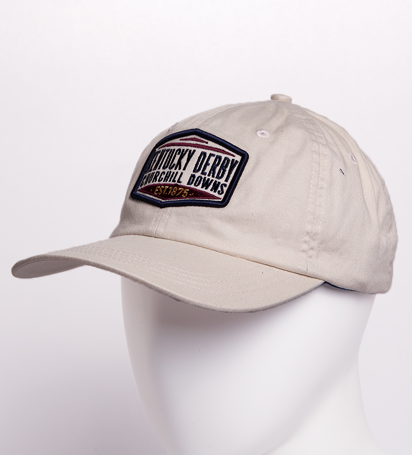 Churchill Downs Newport Cap,M47WC9 CDA2 CHALK