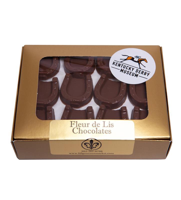 36pc Mini Mint Horseshoe Chocolates