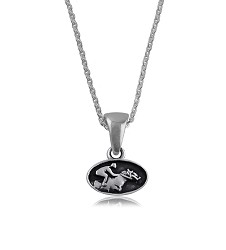 Racehorse Necklace
