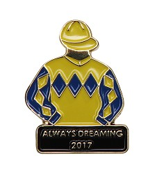 2017 Always Dreaming Tac Pin