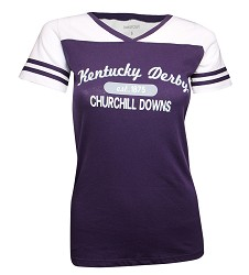 Kentucky Derby Powder Puff Tee