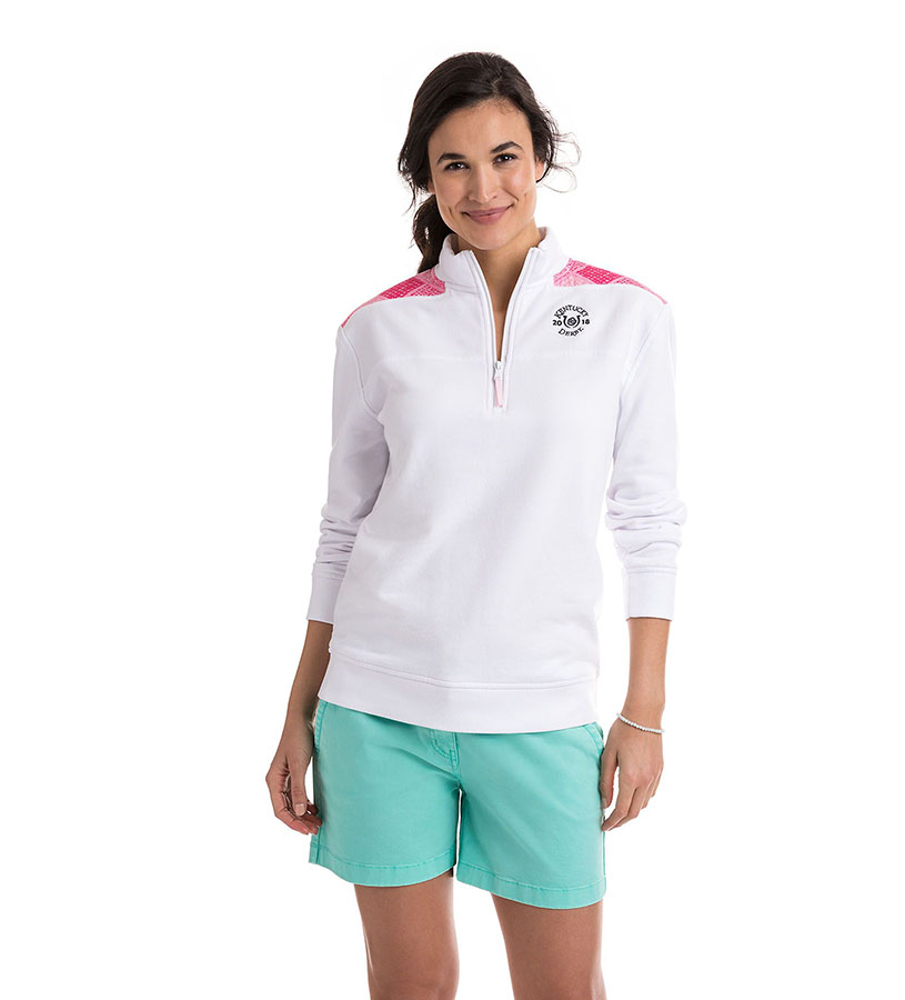 Vineyard Vines 2018 Ladies' Shep Shirt,2KTBD1-WHITE CAP