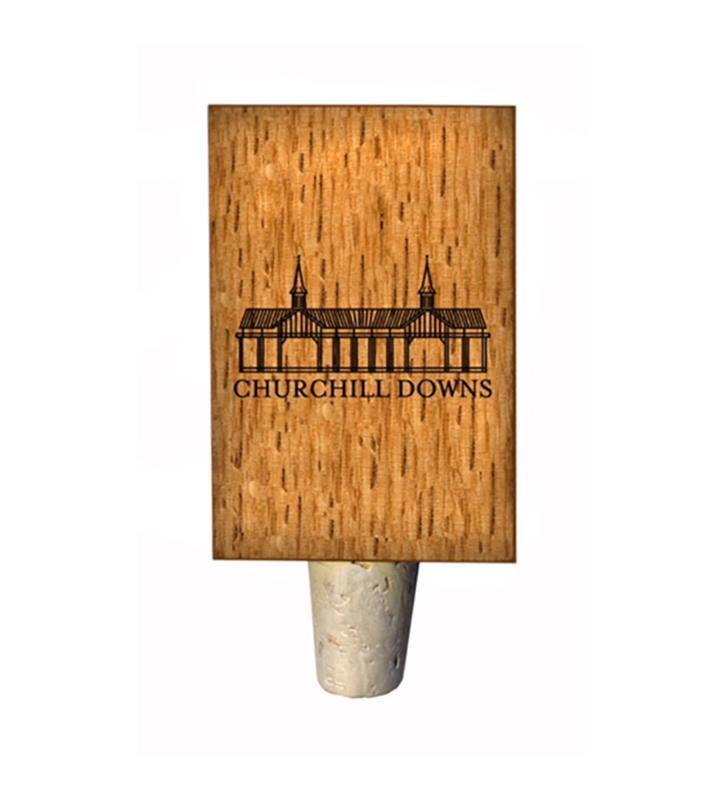 Grandstand Bottle Stopper,CHURCHILL-LINES-BS