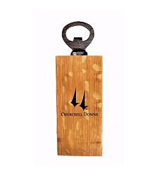 Churchill Downs Logo Mini Bottle Opener