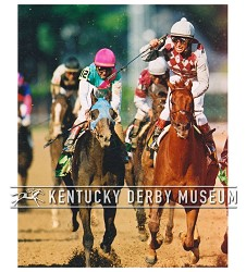 2003 Funny Cide To the Finish Photo,#129-681-35A