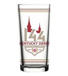 2018 Official Derby Glass,BC50 12OZ