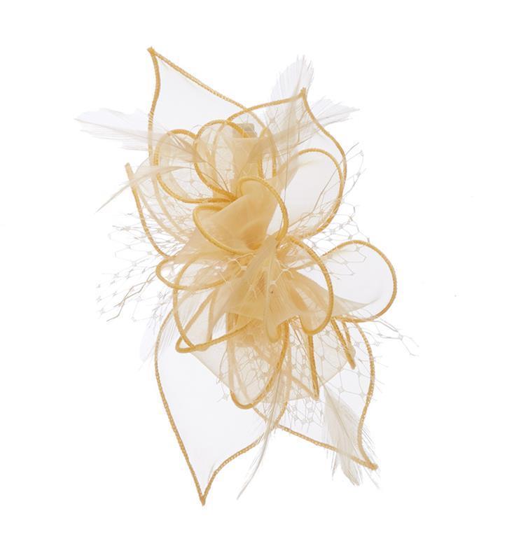 The Violetta Clip,LDF61-ASST GOLD