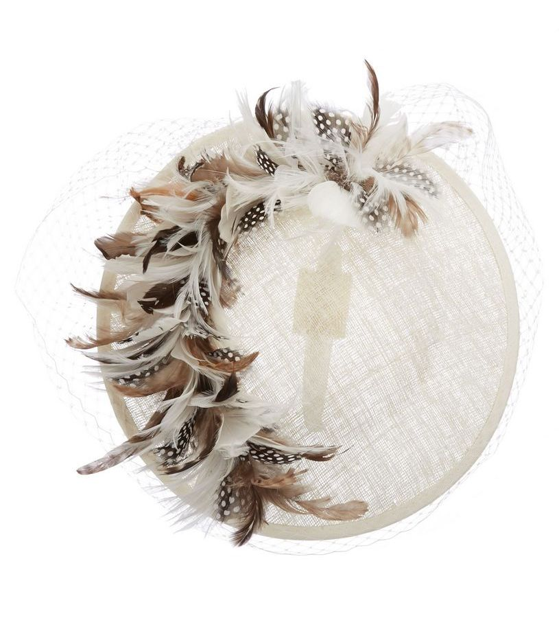 The Macy Fascinator,LDF53-ASST IVORY