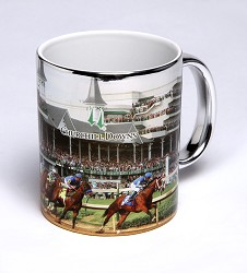 Churchill Downs Elektra Mug