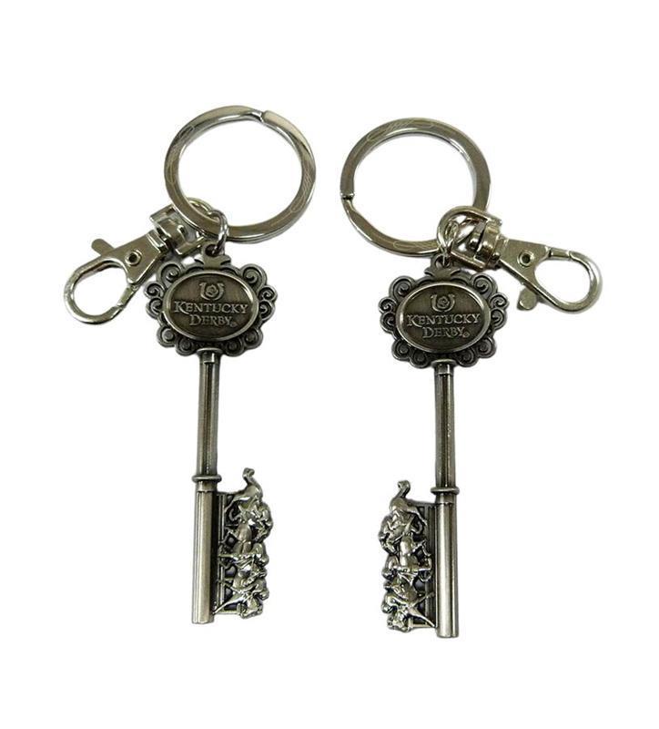 Kentucky Derby Decorative Key Keychain,PD41014KENTD
