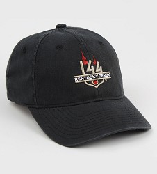 Kentucky Derby 144 Flexfit Logo Cap