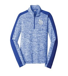 Ladies' Derby 144 Official Logo Quarter-Zip Pullover