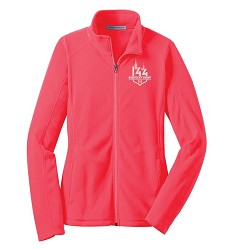 Ladies Kentucky Derby 144 Embroidered Logo Microfleece